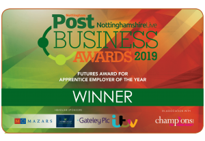 Nottingham Post Business Of The Year Awards 2019 J
